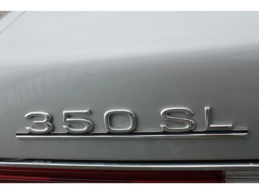 Mercedes-Benz - SL-Klasse - 350 SL ROADSTER