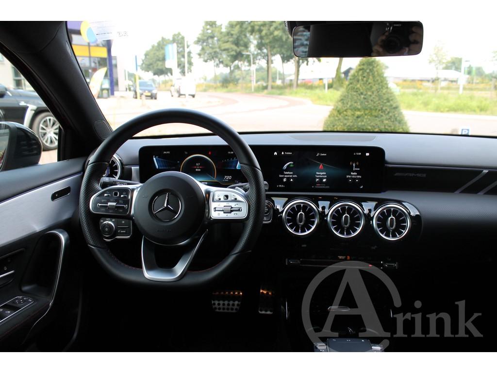 Mercedes-Benz - A-Klasse - A35 AMG 4MATIC